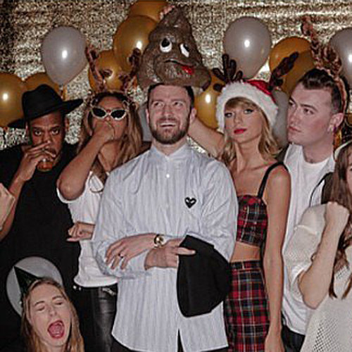 Beyonce at Taylor Swift's Birthday Party 2014 | Pictures