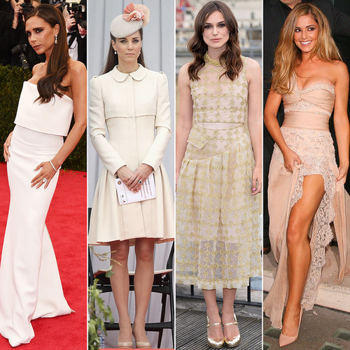 Best Dressed British Female Celebrities 2014