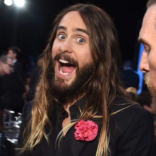 Jared Leto at the SAG Awards 2015