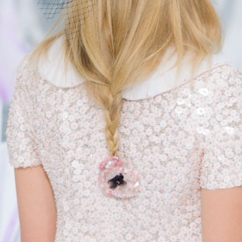 Hair and Makeup at Haute Couture Fashion Week Spring 2015