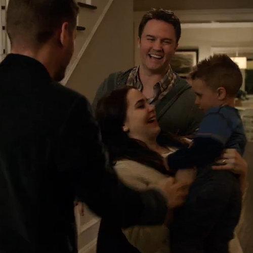 Friday Night Lights Reunion on Parenthood