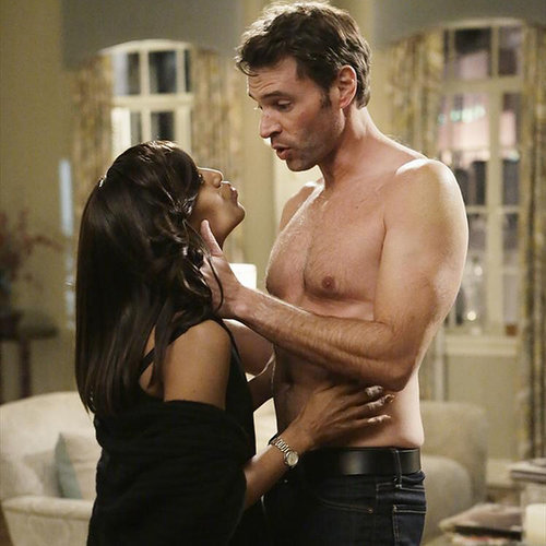Scandal GIFs of Jake Shirtless