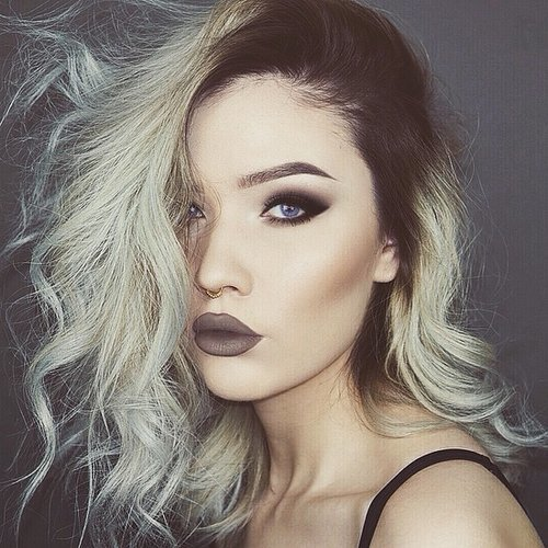 Gray Hair Color Ideas