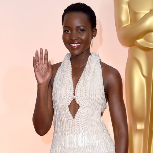 Celebrities on the Red Carpet at the Oscars 2015