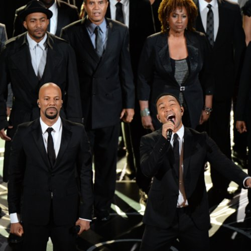 """Reactions to John Legend and Common's """"Glory"""" Performance"""