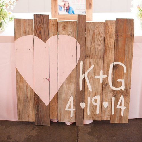 Barn Wedding DIYs
