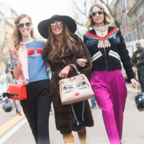 Best Street Style Fashion Week Fall 2015
