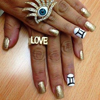 Zodiac Nail Art Ideas