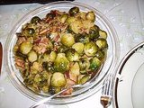 The Best Brussels Sprouts With Bacon