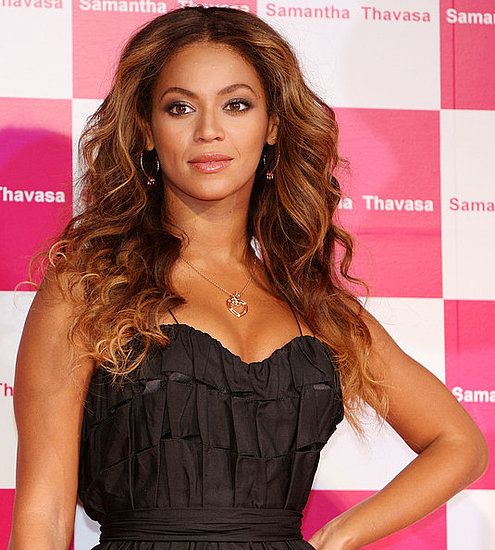 Beyonce attends ''Samantha Thavasa'' Special Meet and Greet with Beyonce in Japan
