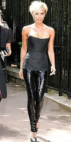 Posh's Sequin Leggings