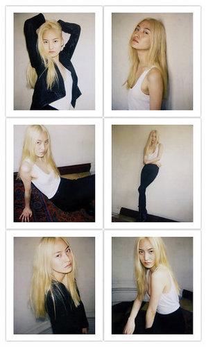 Model Death: Daul Kim
