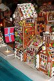 Pepperkakebyen (Gingerbread City) - Bergen, Norway