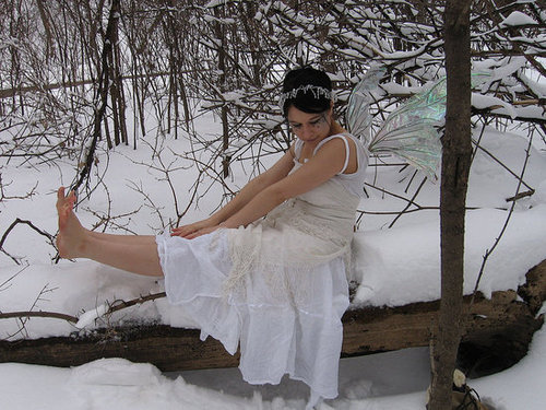 Snow Faerie