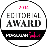 POPSUGAR Select Editorial Award
