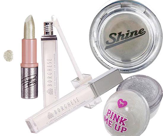 Silver Lip Glosses