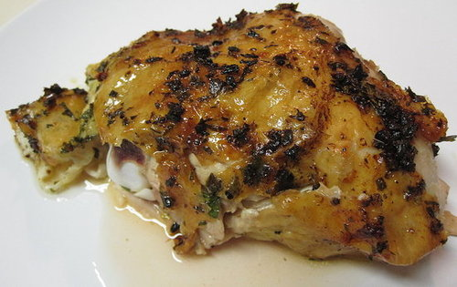 Classic Roast Chicken Recipe