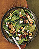 Arugula, Mushroom, and Goat Cheese Salad Recipe