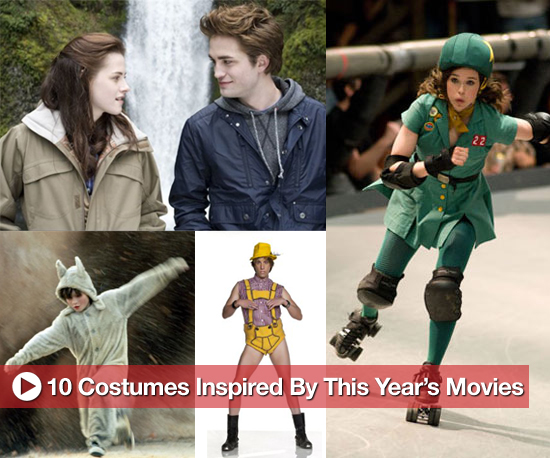 Hollywood Halloween: 10 Costumes Inspired by This Year's Movies