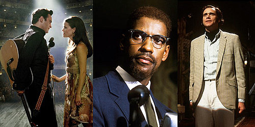 Buzz In: What Biopics Have You Enjoyed?