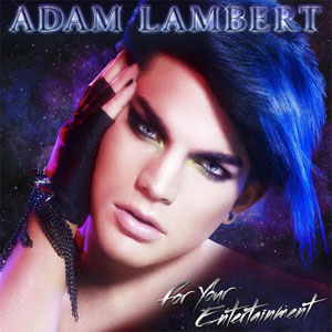 Link Time! Adam Lambert Goes Glittery For His Album Cover