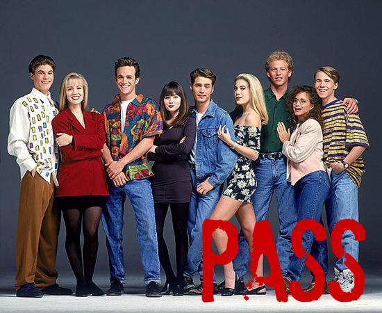 Beverly Hills, 90210 — Pass