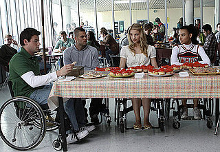 "Recap and Review of Glee Episode ""Wheels"""