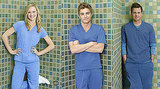 New Photos of Dave Franco, Zach Braff on Scrubs