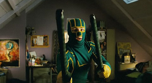 Video Trailer of Nicholas Cage and Christopher Mintz-Plasse in Kick-Ass