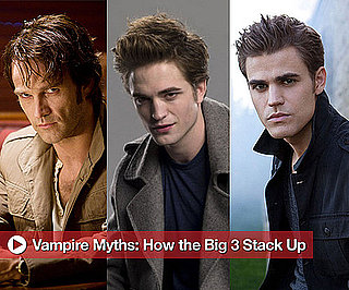 Vampire Myths in True Blood, Twilight, and The Vampire Diaries