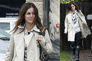 Photos of Rachel Bilson Getting Breakfast in LA