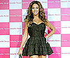 Slide Photo of Beyonce Knowles in Tokyo