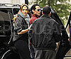 Slide Photo of Jennifer Lopez and Marc Anthony in Washington DC