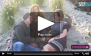 Video of Kellan, Ashley and Rachelle Getting Playful For Self!