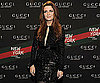 Photo Slide of Mischa Barton at a Gucci Party