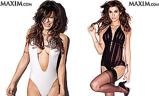 Photos of Elisabetta Canalis in Maxim Magazine