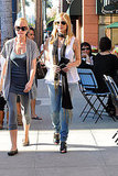 Photos of Sarah Michelle Gellar in LA