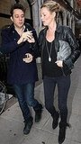 Photos of Kate Moss and Jamie Hince