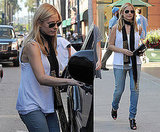 Photos of Sarah Michelle Gellar in LA 2009-10-19 09:18:33