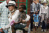Photos of Madonna in Malawi