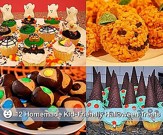 Sugar Shout Out: Homemade Kid-Friendly Halloween Treats