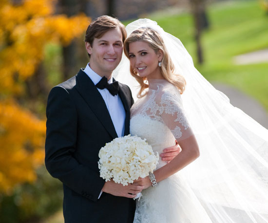 Ivanka Trump and Jared Kushner Tie the Knot!