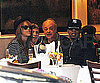 Slide Photo of Jay Z and Beyonce Having Lunch and Tipping Big in NYC