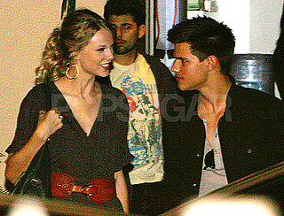 Taylor Lautner and Taylor Swift Couple Up — Totally Sweet or Totally Planned?