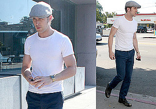 Photos of Ryan Gosling Walking in LA