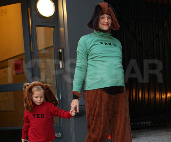 8. Jennifer Garner and Violet Affleck