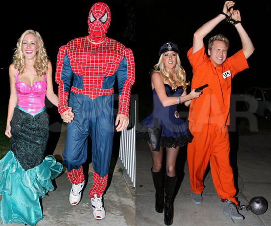 9. Heidi Montag and Spencer Pratt