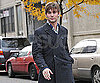 Slide Photo of Chace Crawford Working on Gossip Girl on Long Island