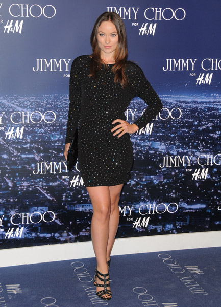 Photos from the Jimmy Choo Event