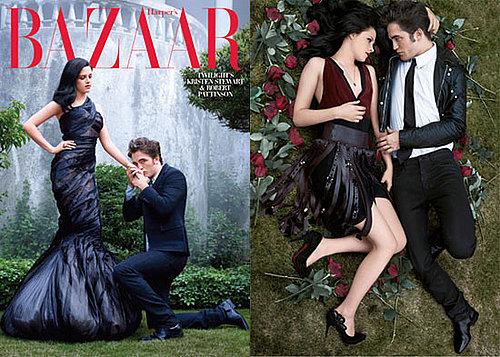 Photos, Quotes, and Videos From Robert Pattinson and Kristen Stewart in Harper's Bazaar
